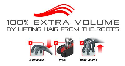 Щипцы для волос Valera Professional Volumissima