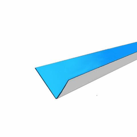 Крепежный угол внутренний ПВХ Aquaviva (0,05*0,03*2 м) / 18621
