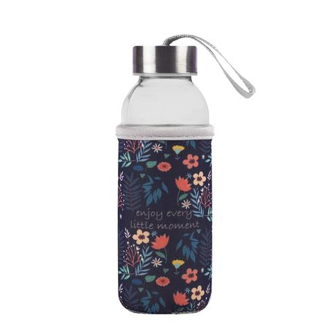 Бутылка для воды (стекло) Enjoy, 0.3 л