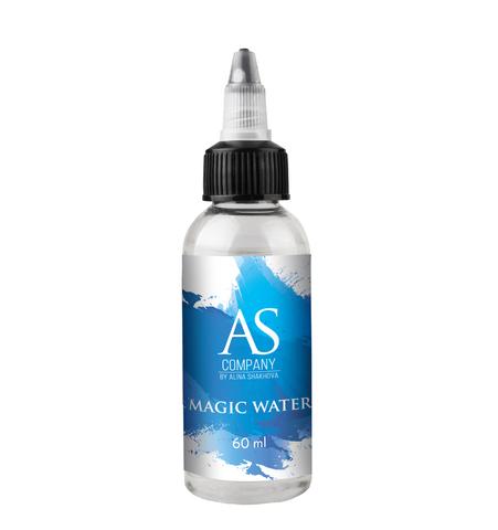 Разбавитель пигментов MAGIC WATER 60 мл, AS company