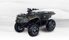 Квадроцикл Arctic Cat 500 XT фото