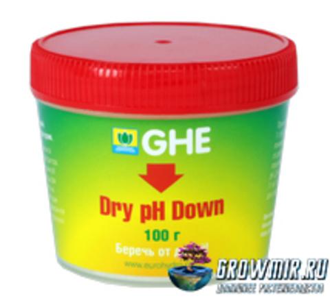pH Down Dry сухой 100 гр