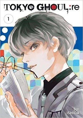 Tokyo Ghoul: re, Vol. 1 -Manga