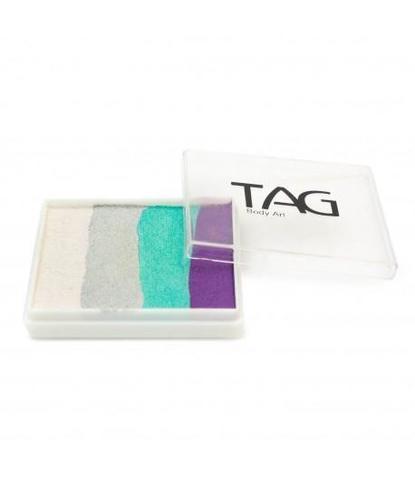 Аквагрим TAG 50 гр Сплит-кейк Перламутровый лед
