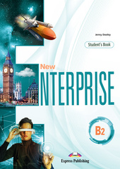 New Enterprise B2 - Student's Book (with Digibooks App)