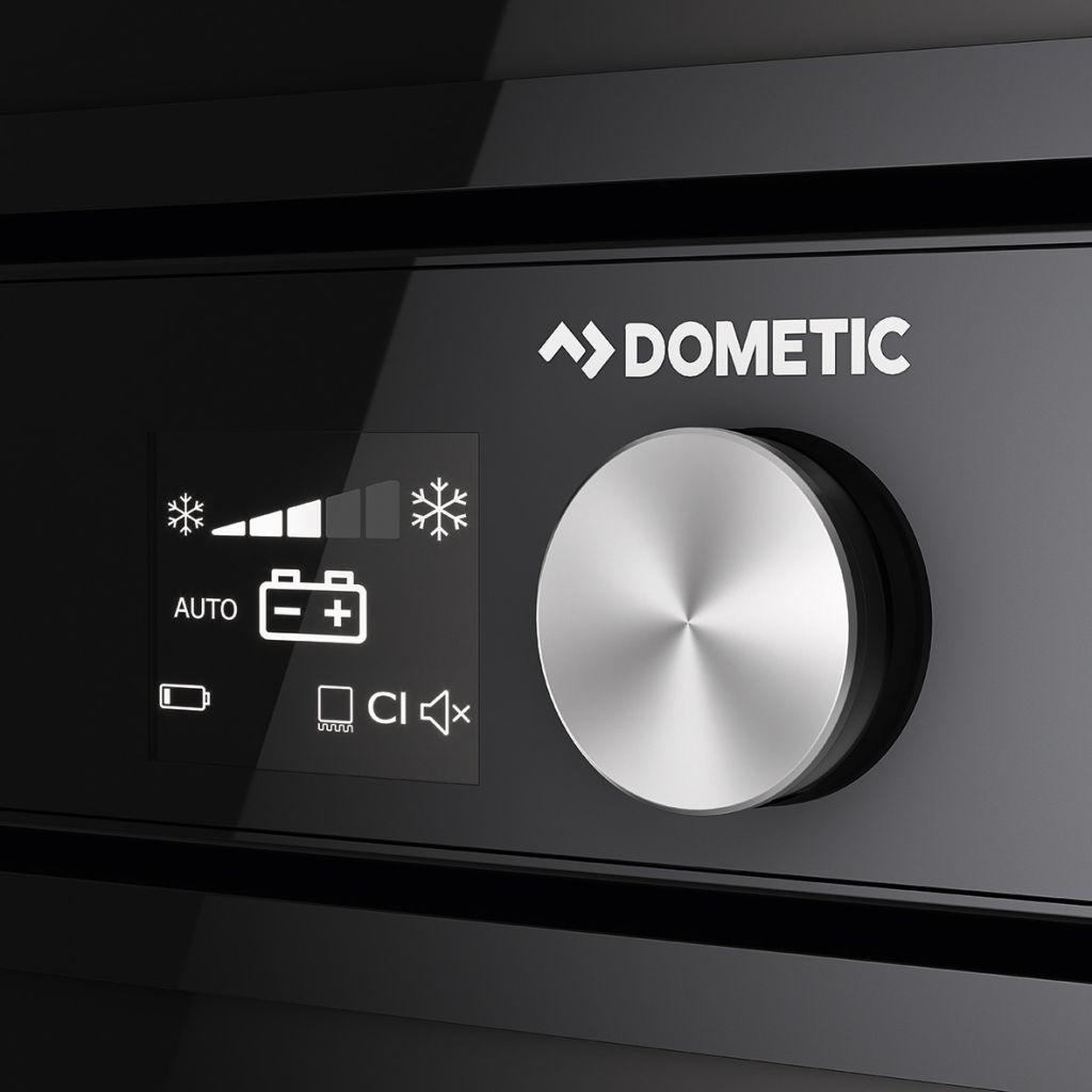 Dometic refrigerator RM Series 10, 12/230 V/Gas