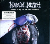 Napalm Death / Throes Of Joy In The Jaws Of Defeatism (Limited Edition)(CD)