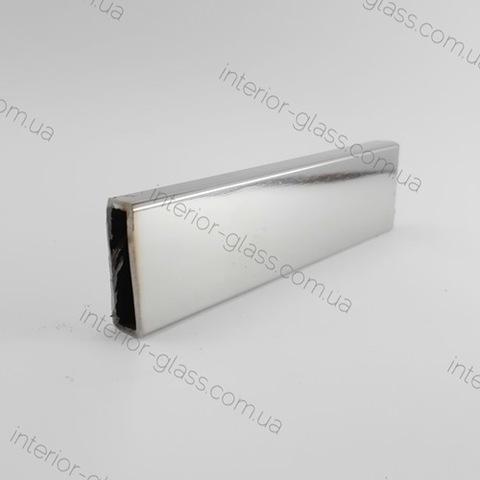 Труба, штанга 30*10 мм T-30-10 PSS полированная нержавеющая сталь