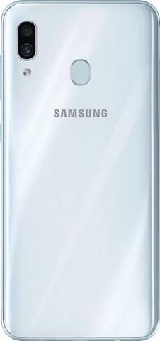 Смартфон Samsung Galaxy A30 64GB (Белый)