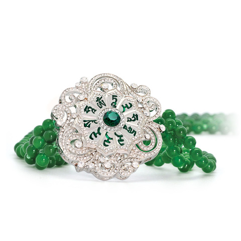 Ожерелье Зеленой Тары