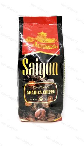 Вьетнамский зерновой кофе Saigon Arabica, 250 гр.