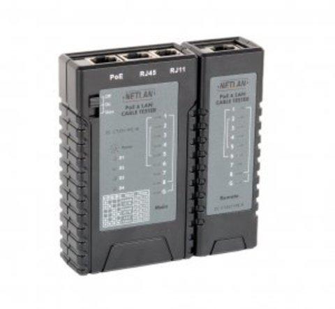 Тестер для витой пары NETLAN EC-CT4511PE