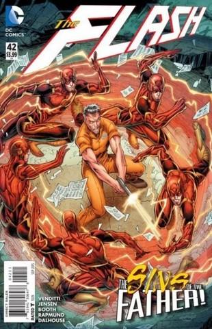 Flash (2015) #42