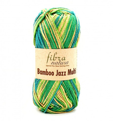 Bamboo Jazz Multi (50% бамбук 50% хлопок, 50гр/120м)