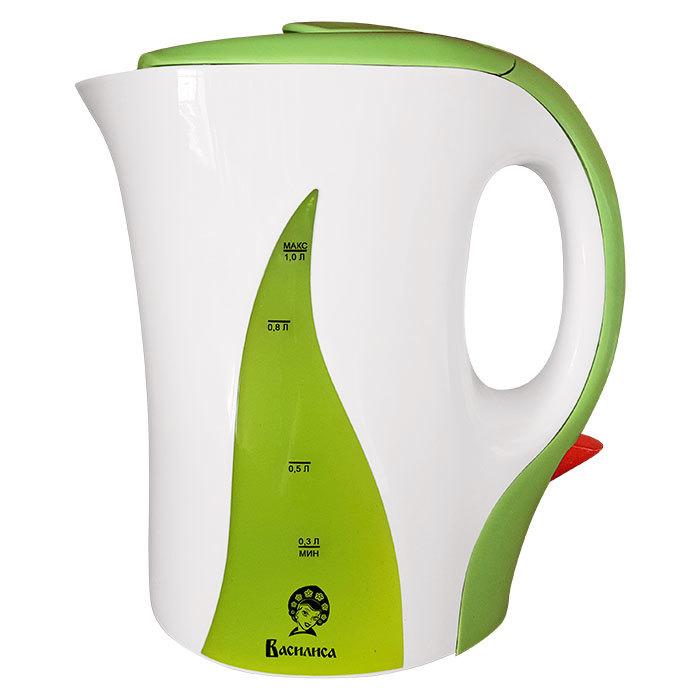 Чайник электрический 1,0л ВАСИЛИСА Т13-1100