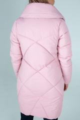 Куртка с холлофайбером с воротником купить