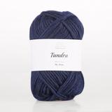 Пряжа Infinity Tundra 5575 темно-синий