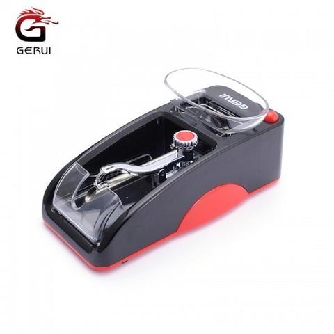 Slim! Электрическая машинка Gerui для набивки сигаретных гильз слим