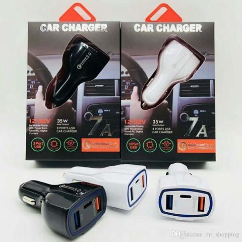 Автомобильное зарядное устройство для мобильного телефона USB