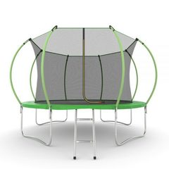 Батут EVO JUMP Internal 12ft (Green) New