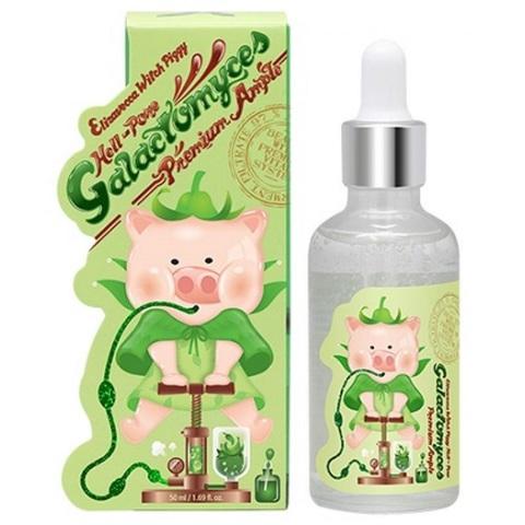Elizavecca Witch Piggy Hell-Pore Galactomyces 97% Premium Ample сыворотка с 97% галактомисиса