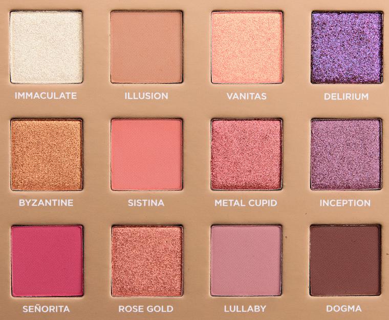 NABLA Dreamy Eyeshadow Palette
