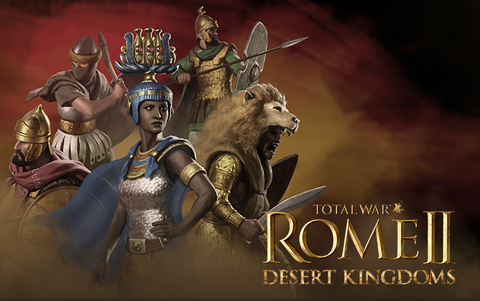 Total War: Rome II – Desert Kingdoms (для ПК, цифровой ключ)