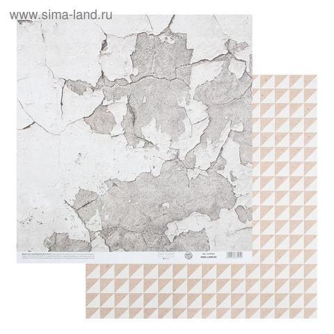 Бумага для скрапбукинга «Фактура», 30.5 × 32 см, 190 г/м