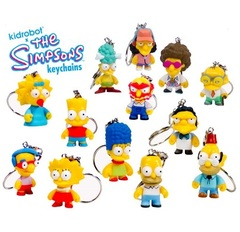 The Simpsons Keychain Series 1.5
