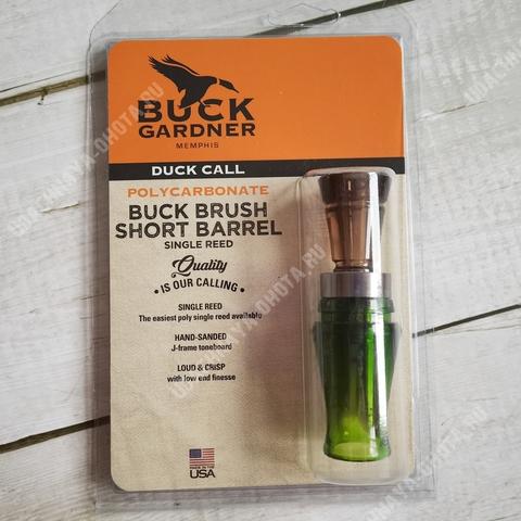 Манок на утку Buck Brush (Buck Gardner)
