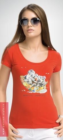 FT623/1 футболка женская