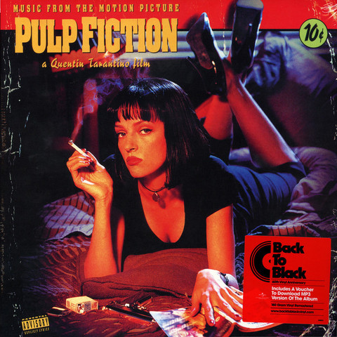 OST – Pulp Fiction