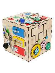 Мастер куб 25 см. Мальчик (ГУДС) фото 2