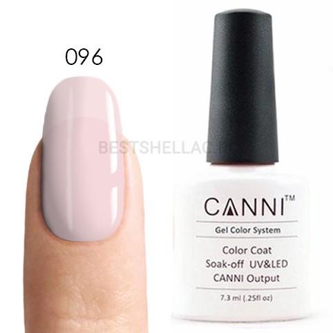 Canni Canni, Гель-лак № 096, 7,3 мл 096.jpg