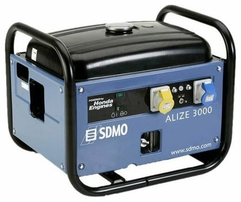 Кожух для бензинового генератора SDMO Alize 3000 UK (2400 Вт)