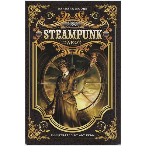 Таро Стимпанк The Steampunk Tarot