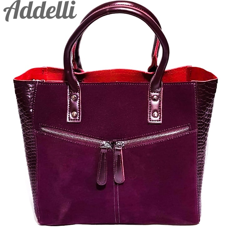 Женская сумка 28713-11 D.Red, бордовый