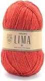 Пряжа Drops Lima 0707 терракот