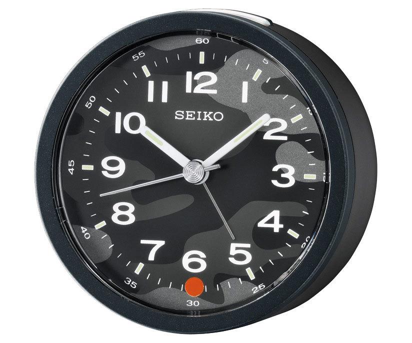 Настольные часы-будильник Seiko QHE096AN