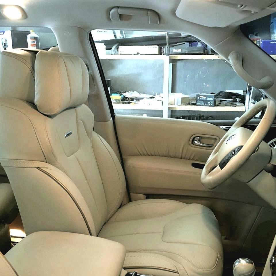 Сиденья MBS Smart Seats для Nissan Patrol