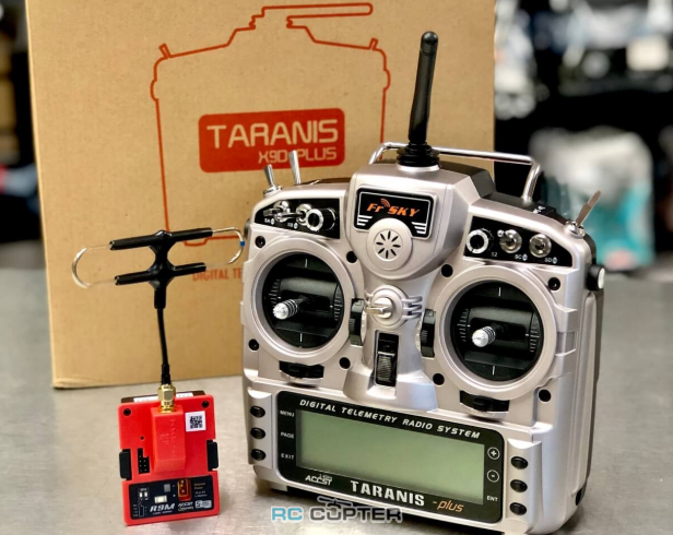 Аппаратура управления FrSky Taranis X9D Plus 2.4 ГГц 16 каналов (Mode 2)