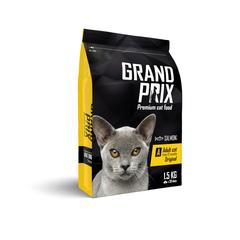 Сухой корм для кошек, GRAND PRIX Adult Original, с лососем