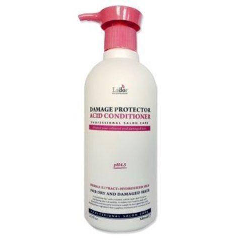Профессиональный кондиционер с аргановым маслом 530ml LADOR Damage Protector Acid Conditioner