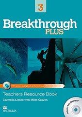 Breakthrough Plus 3 TB +Test R Pk