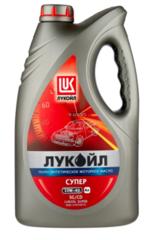 ЛУКОЙЛ СУПЕР API SG/CD 10w40 4л