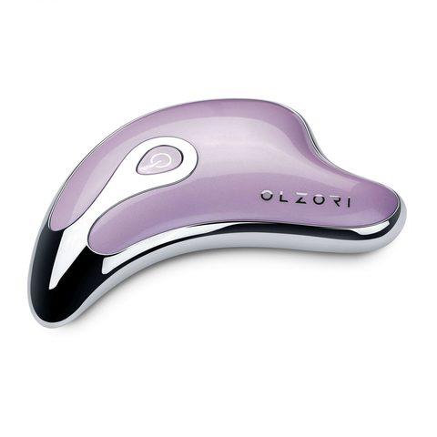 Микротоковый массажер для лица Фиолетовый   Olzori