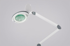 Косметологическая настольная лампа-лупа ЛЛ-5