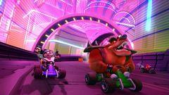 Crash Team Racing Nitro-Fueled (Nintendo Switch, английская версия)