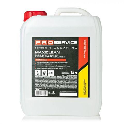 Средство для мытья ванной комнаты PRO service Maxiclean 5 л