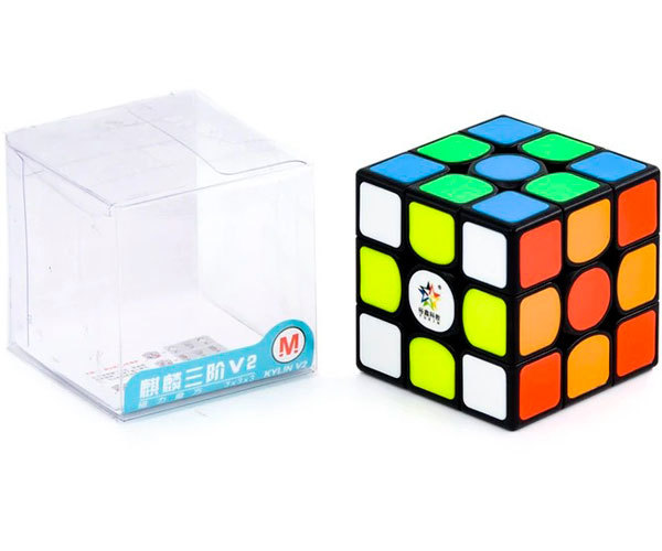 Магнитный кубик рубика YuXin 3x3 Kylin V2 Magnetic